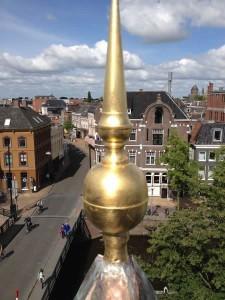 Eind resultaat - Ornament verguld Hoge der A Groningen
