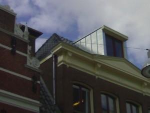 Oude Kijk in 't jatstraat Groningen Felsen Dakkapel